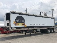2007 UTILITY REEFER TRAILER 38' WITH LIFT GATE