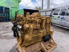 1994 CATERPILLAR 3406B ENGINES 400HP , 101-0606192 SN:7FB05986