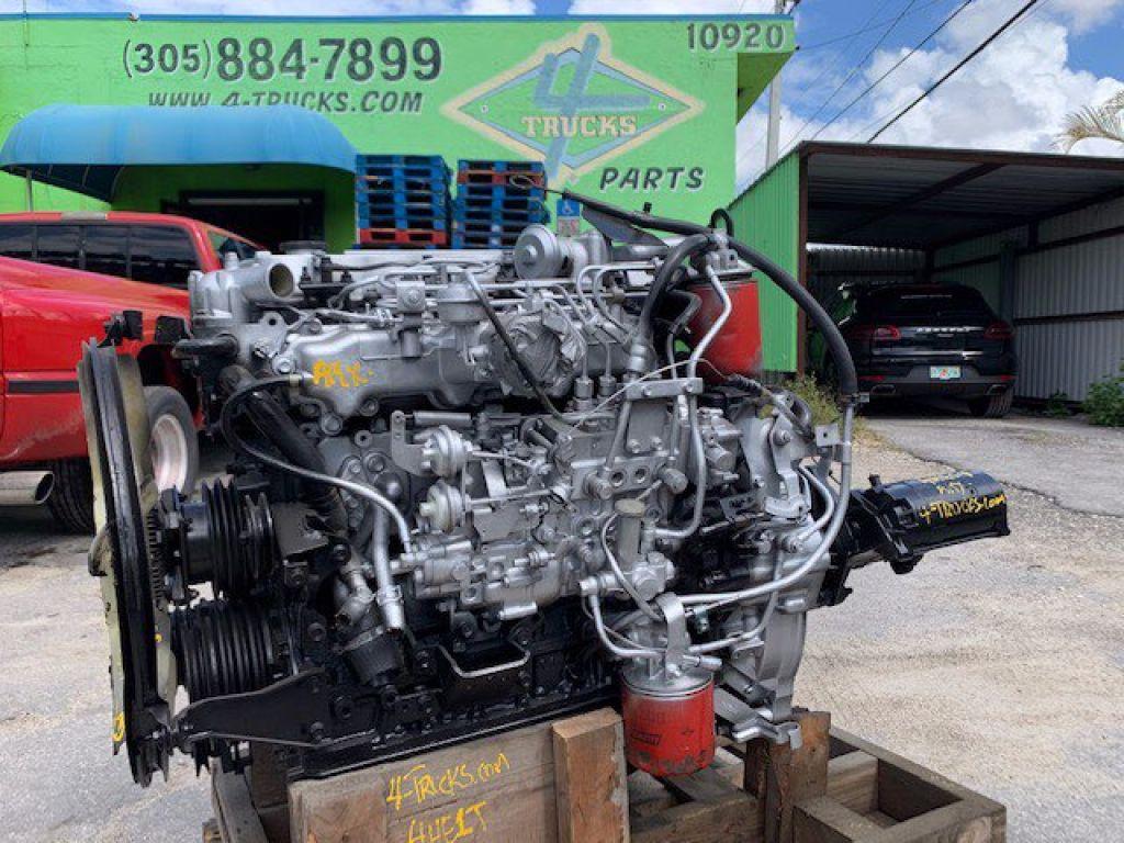 2003 ISUZU 4HE1TC ENGINES 175HP , 108-0607191