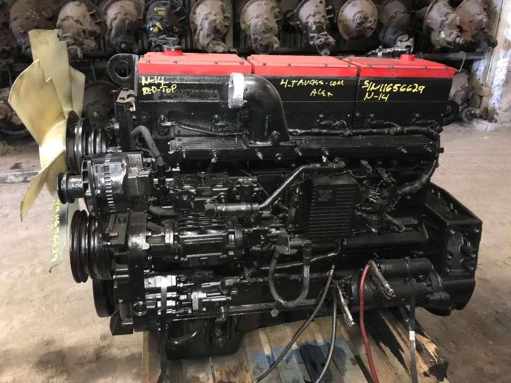1994 CUMMINS N14 ENGINES 370HP , 116-0524192 - SN:11656629