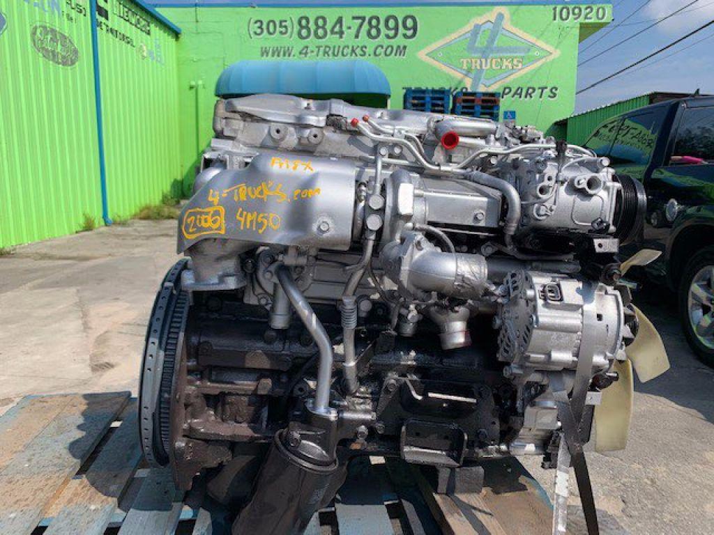 2006 MITSUBISHI 4M50-3AT8 ENGINES   175HP , 118-0608191 - SN:0608191