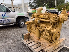 1998 CATERPILLAR C-10 ENGINES 370HP , 120-0608194 - SN:9CK03608