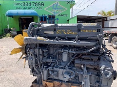 2005 DETROIT 12.7L EGR ENGINES 455HP , 124-0610194 - SN: 06R0781220