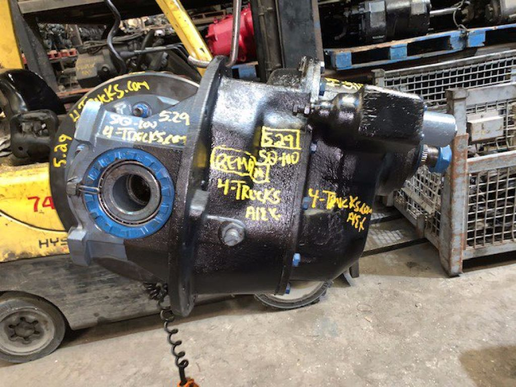 1991 ROCKWELL SQ-100 FRONT DIFFERENTIALS 5.29 , 126-0610196 - SN: 06R1018946