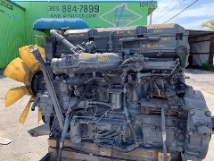 2009 DETROIT 14.0L ENGINES 515HP , 127-0610197 - SN: 06R1018946