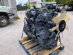 1995 MACK EM7-300 ENGINES 300HP , 133-0612194 - SN:5N1084