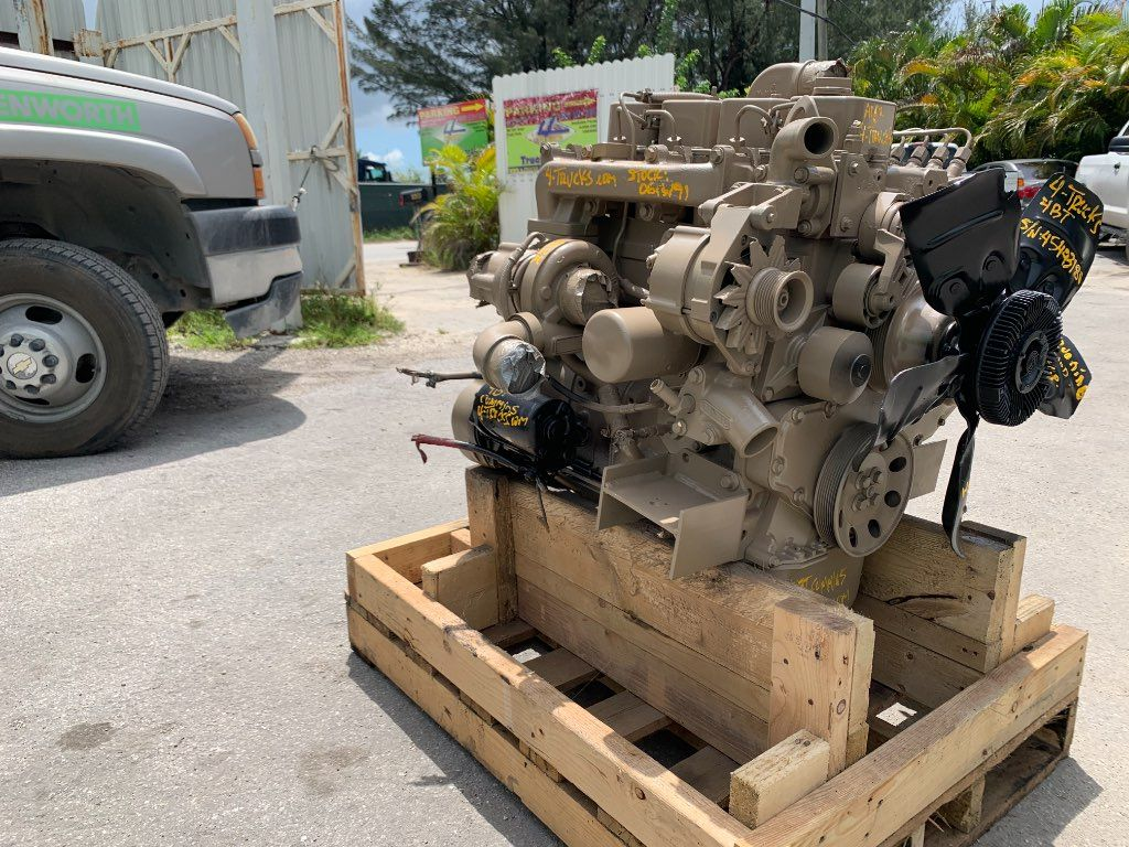 1996 CUMMINS 4BT 3.9L ENGINES 130 HP , 141-0613191 - SN:45493180