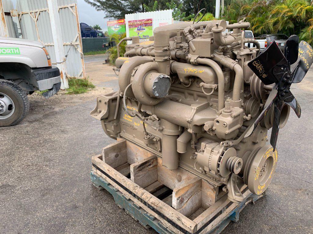 1983 CUMMINS BIG CAM 2 ENGINES 350 HP , 143-0613193 - SN:11368877
