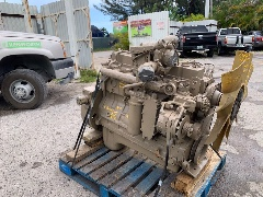 1996 CUMMINS 6CT 8.3L ENGINES 250 HP , 144-0613194 - SN:45177440