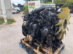 2007 CUMMINS ISM-320 HP EGR VALV ENGINES 320-350 HP , 148-0613198 - SN:35169365