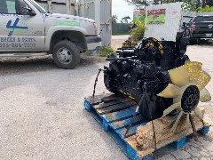 1999 CUMMINS ISB ENGINES 195 HP , 149-0614191 - SN:56486370