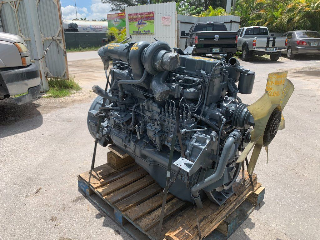 1998 MACK EM7-300 ENGINES 300 HP , 153-0614195 - SN:6C1116