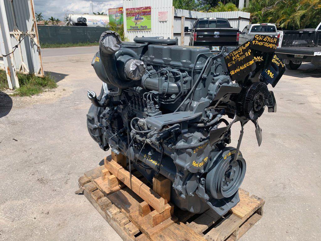 1984 MACK E6-350 2 VALVE ENGINES 350 HP , 157-0614199 - SN:4R5712