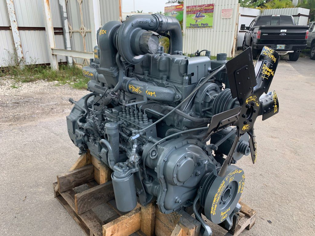1983 MACK 675-237 HP ENGINES 237HP , 162-06141914 - SN:TB675-6C0206