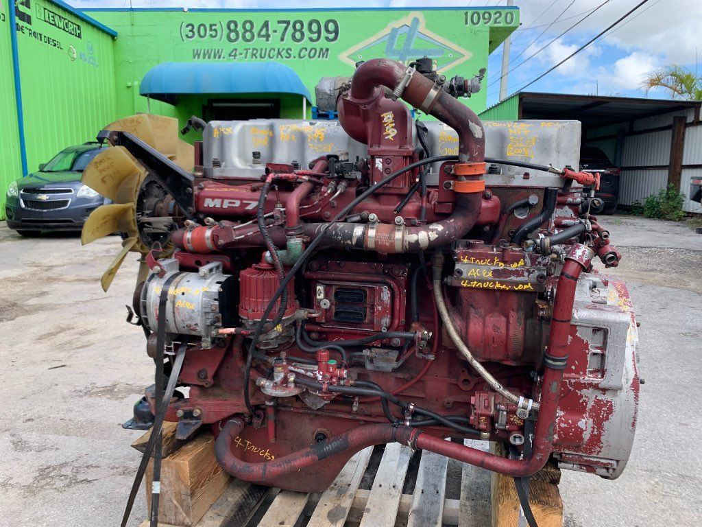 2008 MACK MP7 ENGINES 345 HP , 163-06141915 - SN:509757