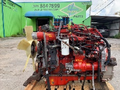 2012 CUMMINS 6.7L ENGINES 220 HP , 165-0615192 - SN:73276106