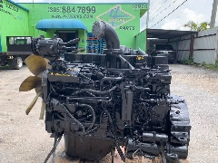 2001 CUMMINS ISC 8.3L ENGINES 230 HP , 168-0615195 - SN:45811409