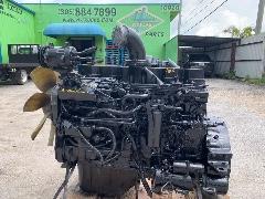 2001 CUMMINS ISC 8.3L ENGINES 230 HP , 168-0615195 - SN:45811409